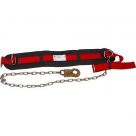 Пояс предохранительный ПП1-Г (со стропом – цепь) фото - купить