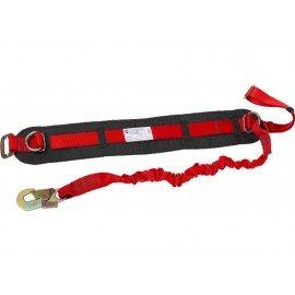 Пояс предохранительный ПП1-Ж (со стропом – капроновый рукав) фото - купить