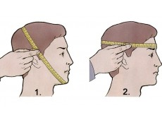 Визначаємо розмір маски-протигаза ШМП