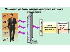 Інфрачервоний датчик на рух: все, що потрібно знати про обладнання