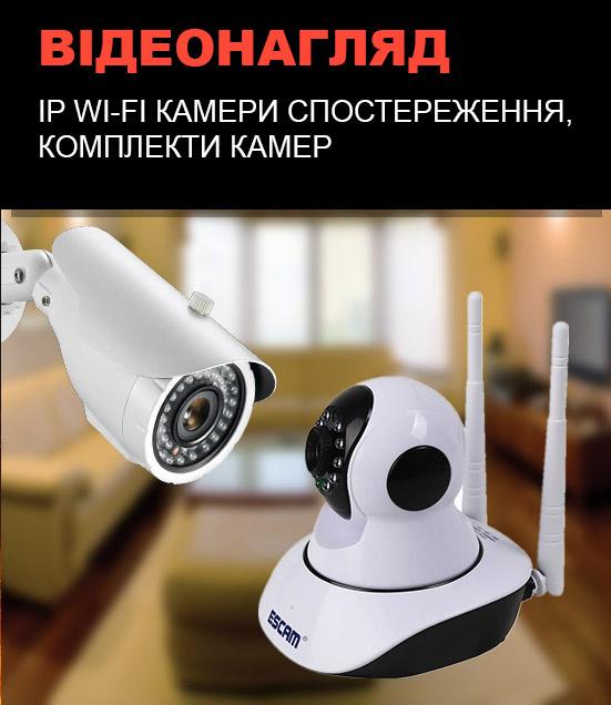 Камера wi-fi купити