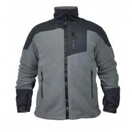 Куртка рабочая флисовая фото - купить