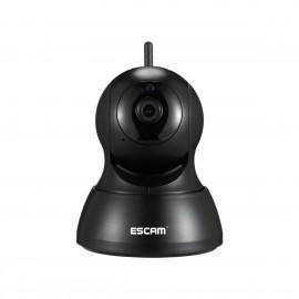 WiFi IP камера ESCAM QF007 черная фото - купить