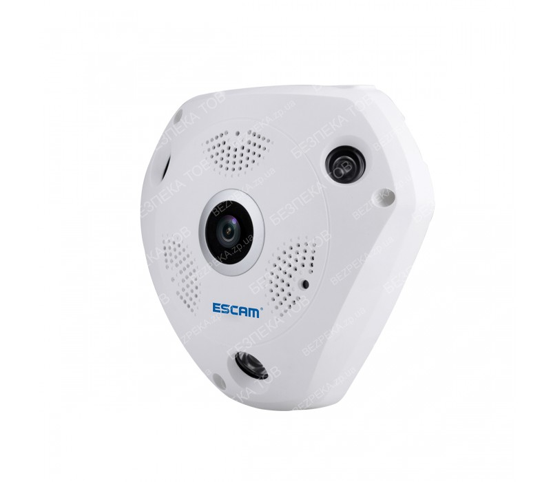 WiFi IP камера ESCAM QP180 Shark фото - купить