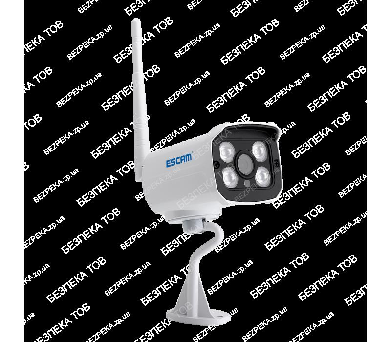 Комплект видеонаблюдения ESCAM WNK403 4CH 720P Wireless NVR KITS EU фото - купить