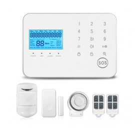 GSM Сигнализация комплект WL-JT-99CS фото - купить