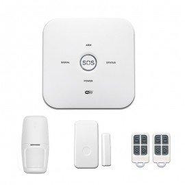 GSM Сигналізація комплект WL-JT-10GDF