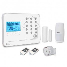 GSM Сигналізація комплект WL-JT-99CSF