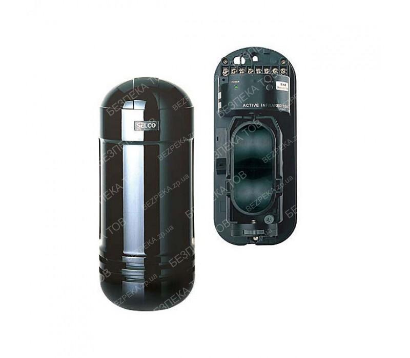 Датчик периметральный ИК-барьер SBT-80 фото - купить