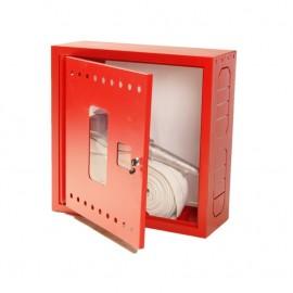 Кран-комплект пожежний ПКК-50 із шафою, кутовим клапаном, ствол алюміній