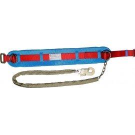 Пояс запобіжний ПП1-Р (зі стропом – ланцюг в чохлі)