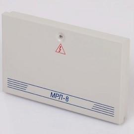 Модуль релейных линий МРЛ-8 фото - купить