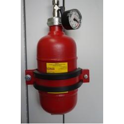 Автономні модуль газового пожежогасіння локального застосування Імпульс Safe Box