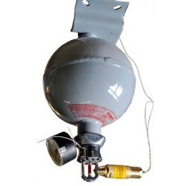 Модуль газового пожаротушения ИМПУЛЬС-2-ВЗ фото - купить