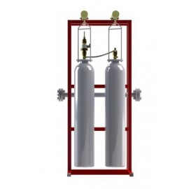 Батареи газового пожаротушения Импульс фото - купить