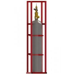 Модули газового пожаротушения серии Импульс