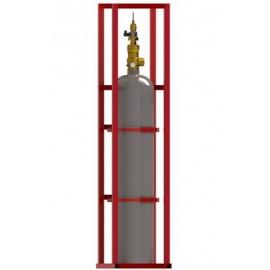 Модули газового пожаротушения серии Импульс фото - купить