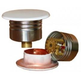 Ороситель спринклерный ZSTDY 68०C скрытого типа Dy 15 фото - купить
