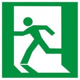 Знак безопасности Вихідтутліворуч фото - купить