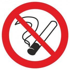 Знак безопасности Куріннязаборонено фото - купить