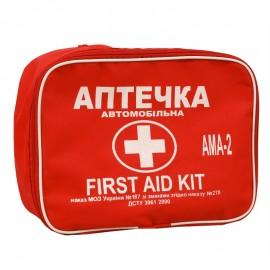 Аптечка автомобильная АМА-2 (для автобусов до 18 человек) фото - купить