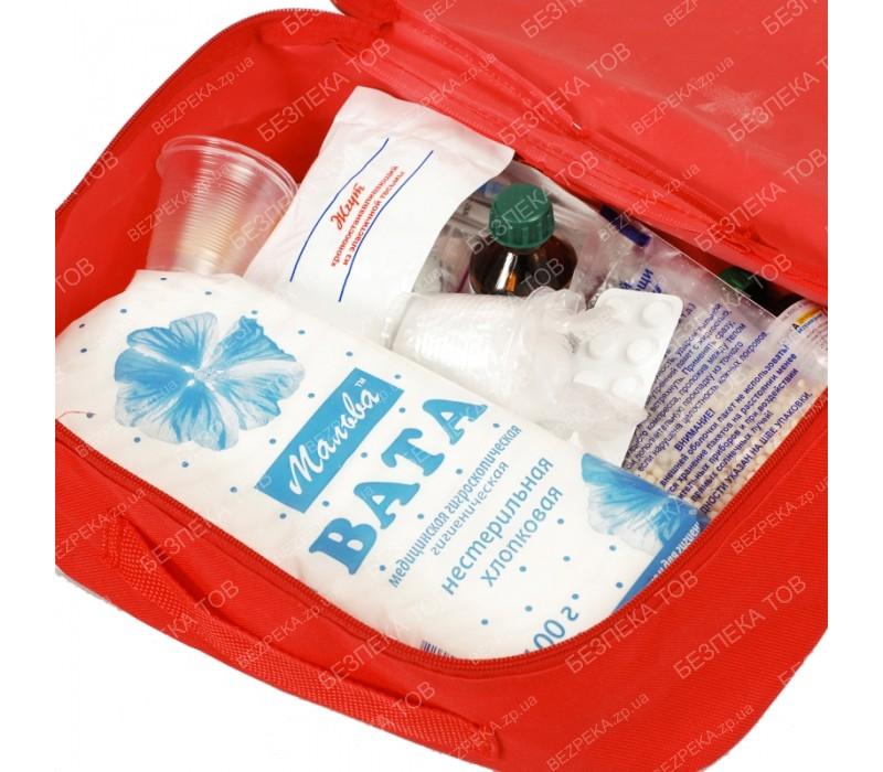 Аптечка автомобільна АМА-2 (для автобусів до 18 осіб)