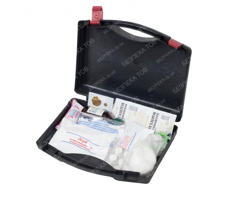 Аптечка черный футляр охлаждающий контейнер NEW фото - купить