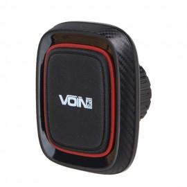 Держатель мобильного телефона VOIN UHV-4002 BK/RD магнитный без кронштейна фото - купить
