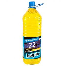 Омыватель стекол зимний HELPIX 2Л -22 (лимон) фото - купить