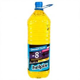 Омыватель стекол зимний HELPIX 2Л -8 (лимон) фото - купить