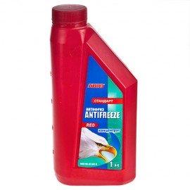 Антифриз ABRO AF-561-H стандарт концентрат красный 1кг фото - купить