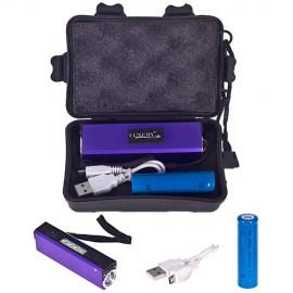 Діодний ліхтарик U839-XPE+4SMD/аккумул./USB/Power Bank