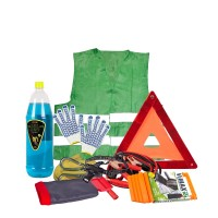 Наборы автомобилиста, сумки техпомощи