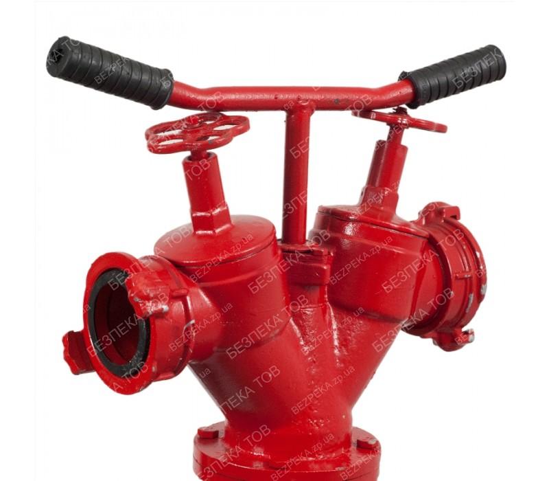 Колонка пожарная КП фото - купить