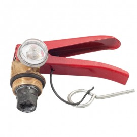 ЗПУ на огнетушитель порошковый ВП-5 - ВП-9 фото - купить