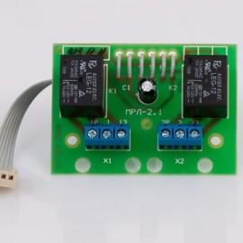 Модуль релейных линий МРЛ-2.1 фото - купить