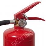 Огнетушитель автомобильный ВП-9 (з) фото - купить