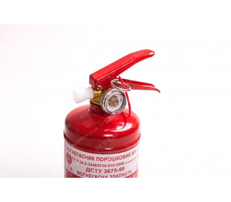 Огнетушитель порошковый ВП-1 (з) фото - купить