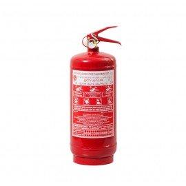 Огнетушитель порошковый ВП-2 (з) фото - купить