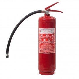 Огнетушитель порошковый ВП-8 (з) фото - купить