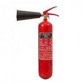 Огнетушитель углекислотный ВВК-2 фото - купить