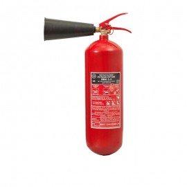 Огнетушитель углекислотный ВВК-3,5 фото - купить