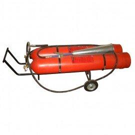 Огнетушитель углекислотный ВВК-56 фото - купить