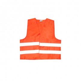 Жилет сигнальный (оранжевый) фото - купить