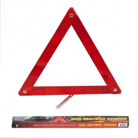 Знак аварийный ЗА 001 (СN 237012/109RT001) картонная упаковка фото - купить